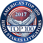 America's Top 100 High Stakes Litigators 2017