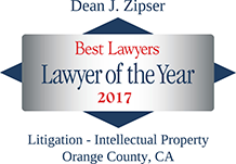 Dean J. Zipser - Best Lawyers Lawyer of the Year 2017