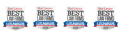 Best Lawyers - Best Law Firms - U.S. News - 2017, 2018, 2019, 2020