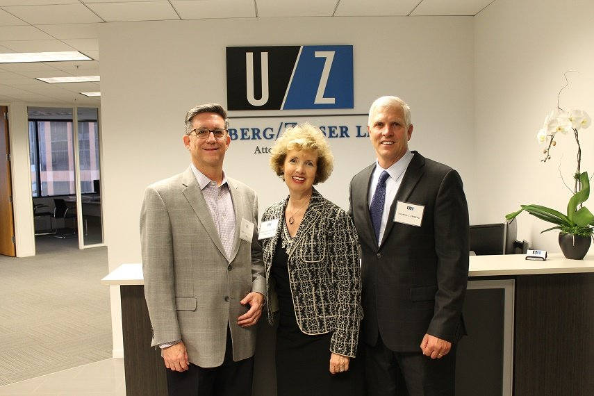 U/Z Hosts Inaugural Orange County Assistant US Attorney Reception