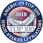 America's Top 100 High Stakes Litigators 2018