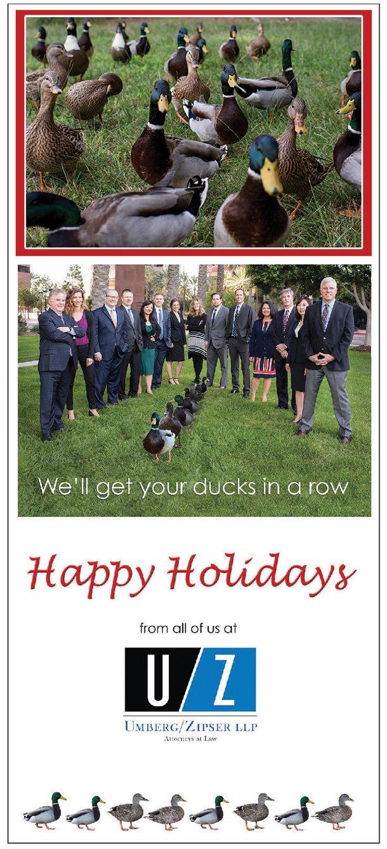Happy Holidays from U/Z